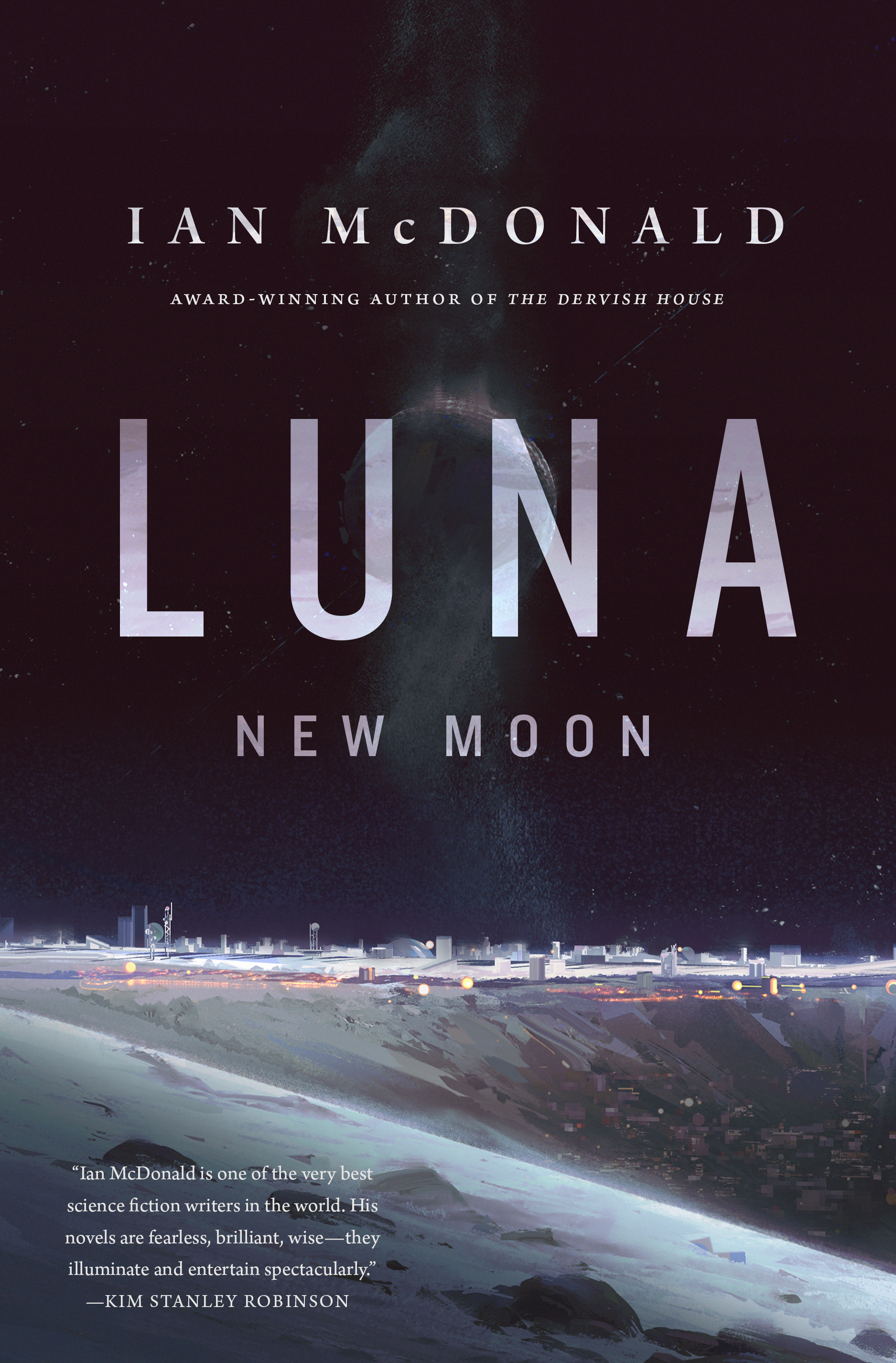 Luna: New Moon by Ian McDonald