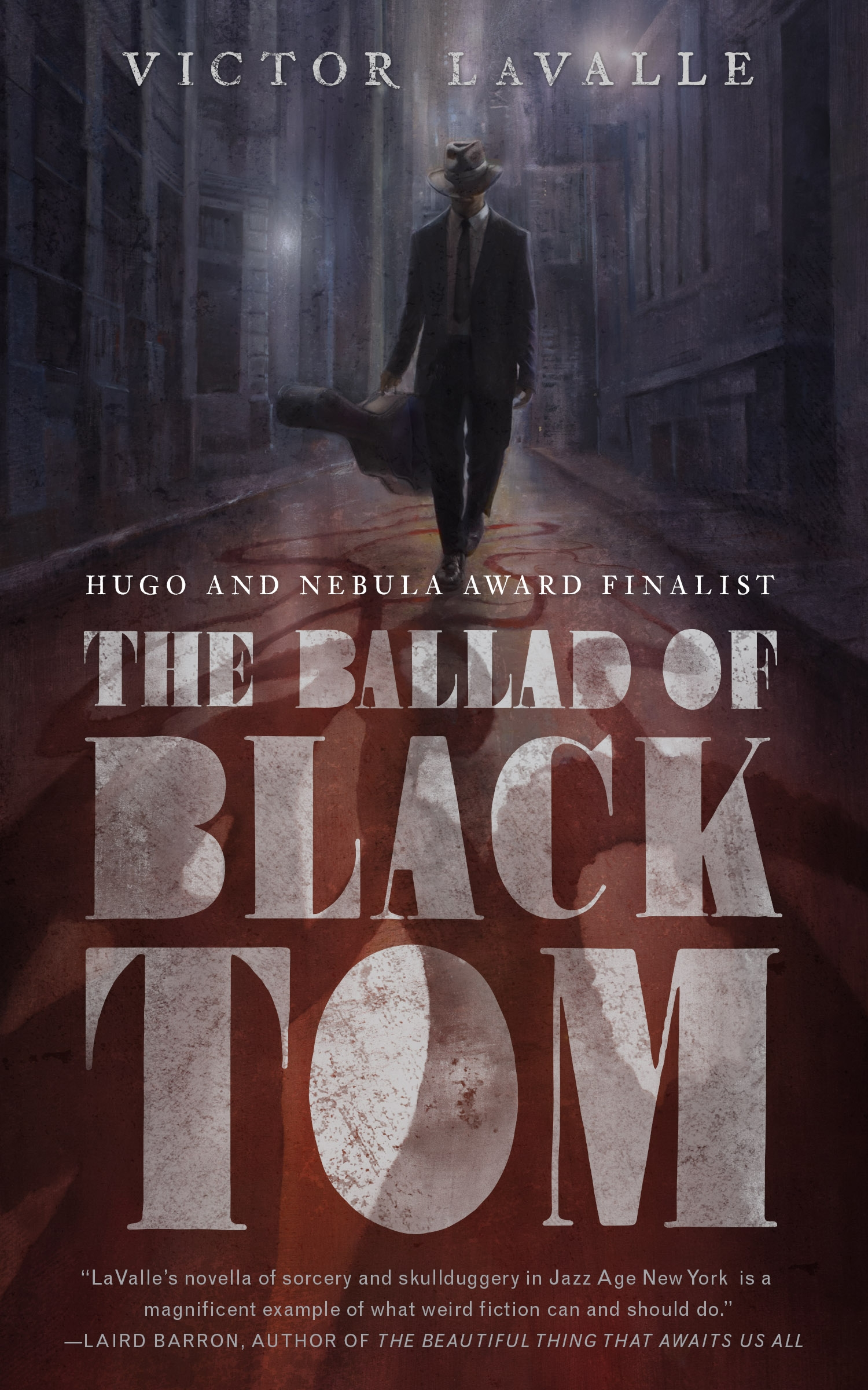 #freebooks – [Tor.com's eBook of the Month] Victor LaValle – The Ballad of Black Tom